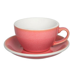 "Cappuccino cup with a saucer Loveramics ""Berry"", 200 ml"