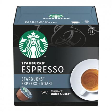 "Koffiecapsules Starbucks ""Espresso Roast"", 12 pcs."