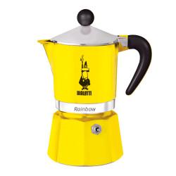 "Espressokocher Bialetti ""Moka Rainbow 3-cup Yellow"""