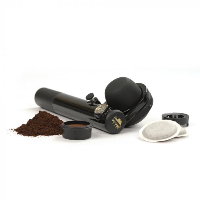 """Kafijas automāts Handpresso """"Pump Black"""""""