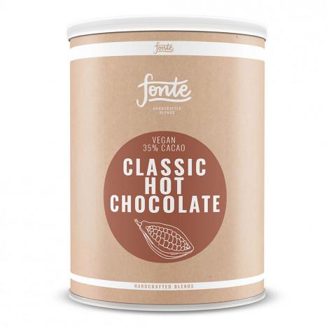 """Karštas šokoladas Fonte """"Classic Hot Chocolate"""", 2 kg"""