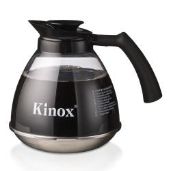 Purunemiskindel klaasist kohvikann Bravilor Bonamat 1.7 l
