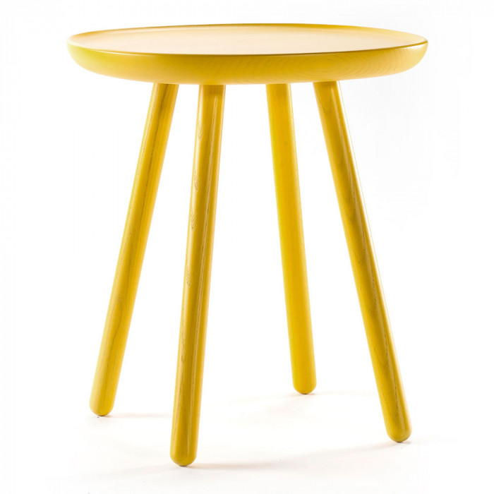 """Coffee table EMKO """"Naive D450 Yellow"""""""