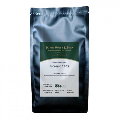 "Coffee beans John Watt & Son ""Espresso 1865"", 1 kg"
