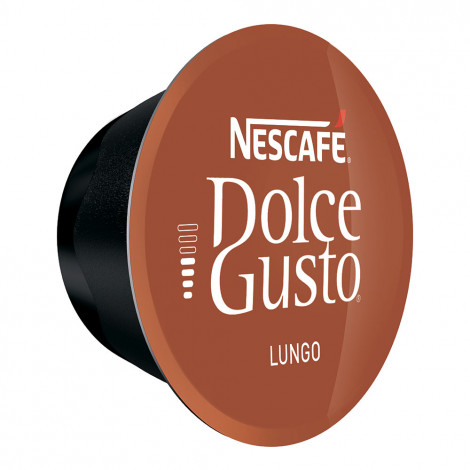 """Coffee capsules compatible with Dolce Gusto® set NESCAFÉ Dolce Gusto """"Lungo"""", 3 x 16 pcs."""