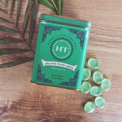 "Herbata Harney & Sons ""Organic Plain Green"", 20 szt."