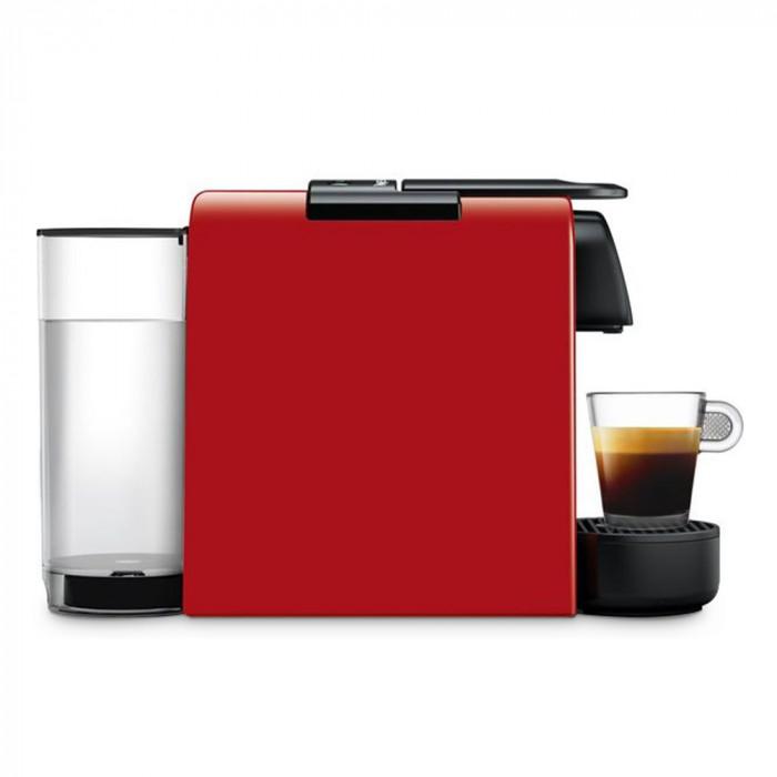 "Kavos aparatas Nespresso ""Essenza Mini Triangle Red"""