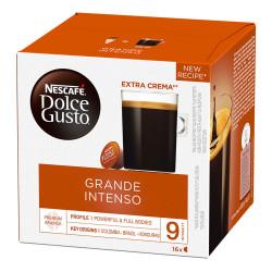 """Kaffeekapseln geeignet für Dolce Gusto® NESCAFÉ Dolce Gusto """"Grande Intenso"""", 16 Stk."""