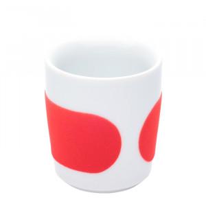 """Espresso puodelis Kahla """"Five Senses touch! Coral"""", 90 ml"""