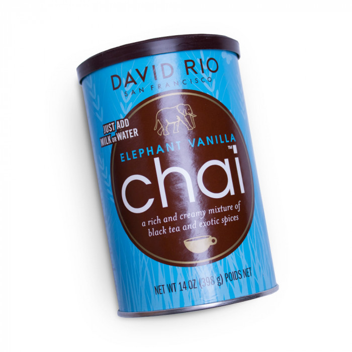 "Vanilla flavoured tea David Rio ""Elephant Vanilla Chai"", 398 g"