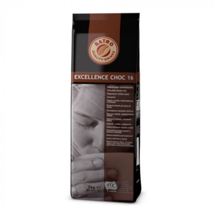 """Kuuma šokolaadi pulber Satro """"Exellence Choc 16"""", 1 kg"""