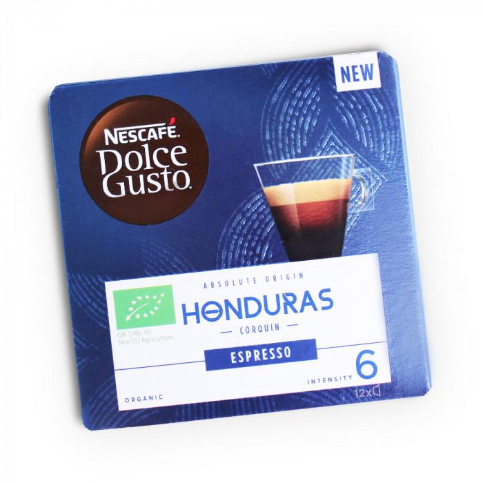 """Kafijas kapsulas NESCAFÉ Dolce Gusto """"Espresso Honduras"""", 12 gab."""