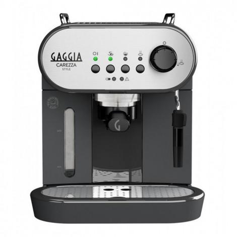 """Coffee machine Gaggia """"Carezza Style RI8523/01"""""""