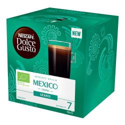 "Kafijas kapsulas Dolce Gusto® automātiemNESCAFÉ Dolce Gusto ""Grande Mexico Organic"", 12 gab."