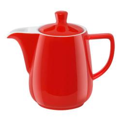 """Kavos ąsotis Melitta """"Porcelaine 0.6 l Red"""""""