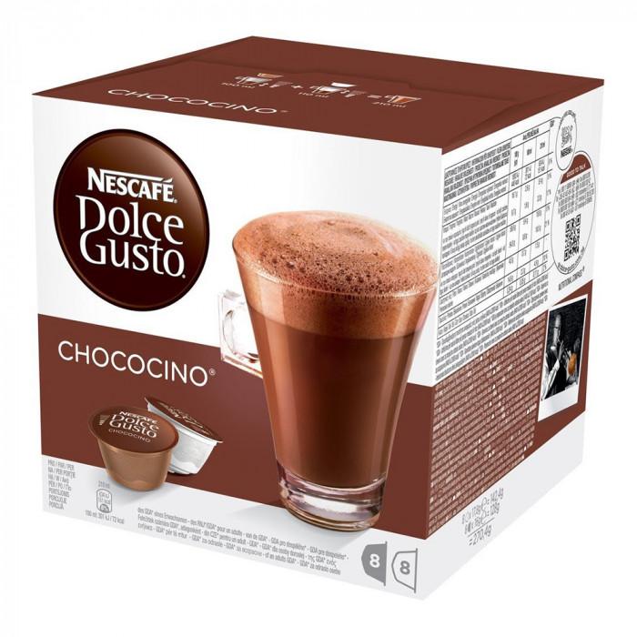 """Kapsulas NESCAFÉ Dolce Gusto """"Chococino"""", 8×8 gab."""