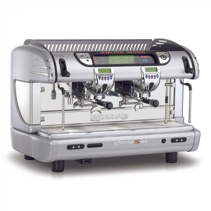 "Coffee machine LaSpaziale ""S40 Seletron TA"", two groups"
