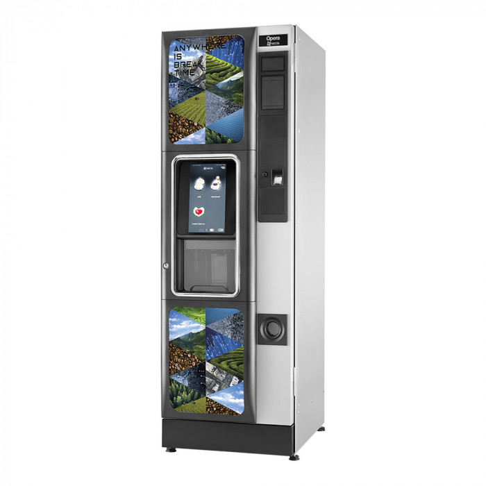 "Vending coffee machine Necta ""Opera Touch"""
