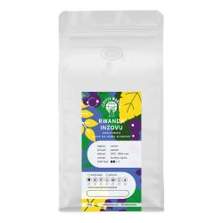 """Coffee beans Coffee World """"Rwanda Inzovu"""", 250 g"""