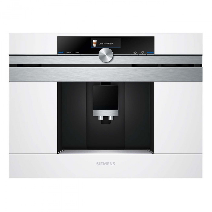 "Coffee machine Siemens ""CT636LEW1"""