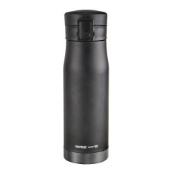 "Butelka termiczna Asobu ""Liberty Canteen Black/Smoke"", 500 ml"