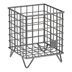 """Multi-purpose storage cage Barista & Co """"Pod Cage Black"""""""