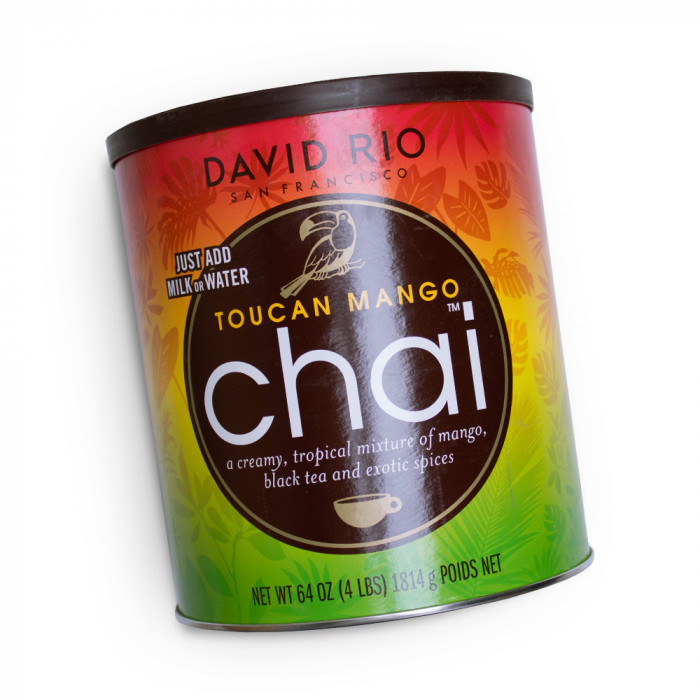 "Fruity black tea David Rio ""Toucan Mango"", 1814 g"