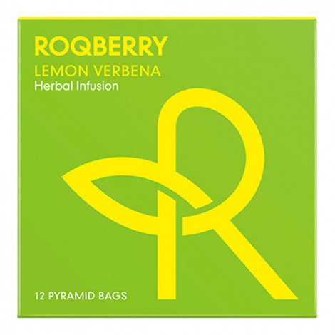 "Tee Roqberry ""Lemon Verbena"", 12 tk."