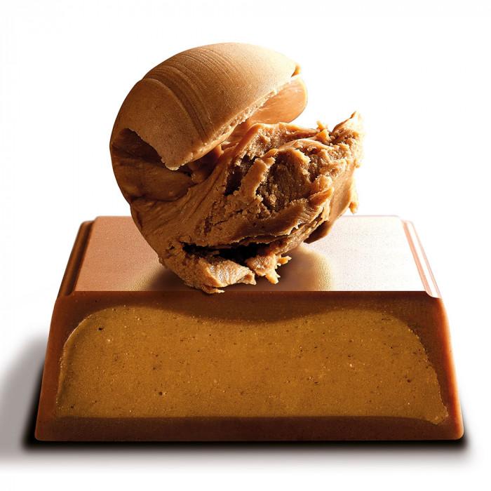 """Šokoladinis batonėlis Galler """"Milk Praliné"""", 70 g"""