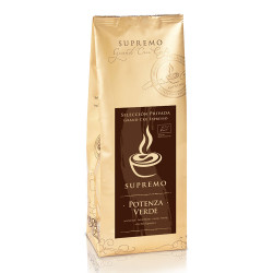 "Kaffeebohnen Supremo Kaffeerösterei ""POTENZA VERDE (BIO)"", 250 g"