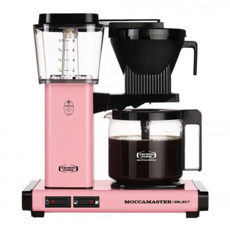 """Filtrētu kafijas automāts """"KBG 741 Select Pink"""""""