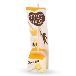 """Kuum šokolaad MoMe """"Flowpack Vanilla"""", 40 g"""