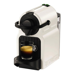 "Kaffeemaschine Nespresso ""Inissia White"""