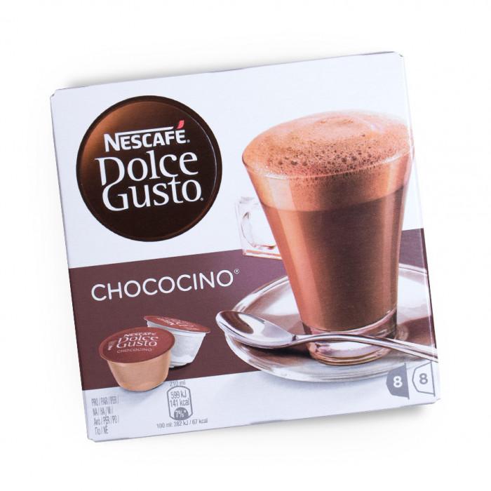 "Kapselit NESCAFÉ Dolce Gusto ""Chococino"", 8×8 kpl."