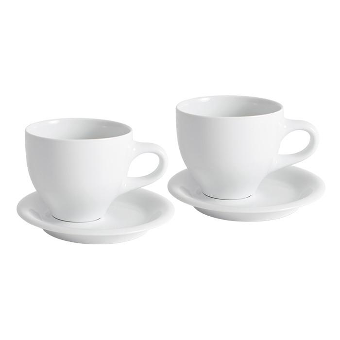 """Kafijas tasītes Café Sommelier """"Café au Lait"""", 2 gab."""