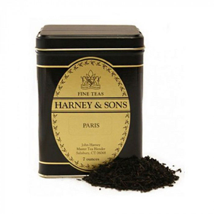 "Aromaatne must purutee Harney & Sons ""Paris"", 198 g"