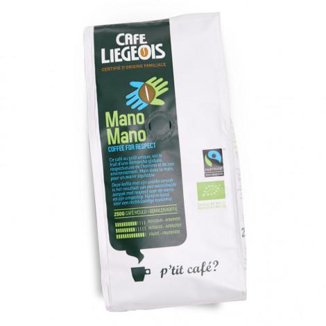 """Maltā kafija Café Liégeois """"Mano Mano"""", 250 g"""