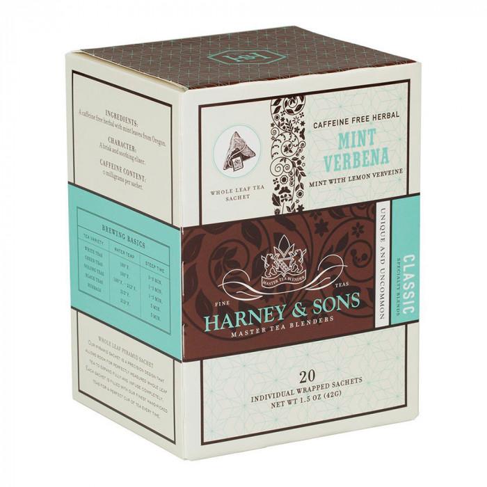 """Tea Harney & Sons """"Mint Verbena"""""""