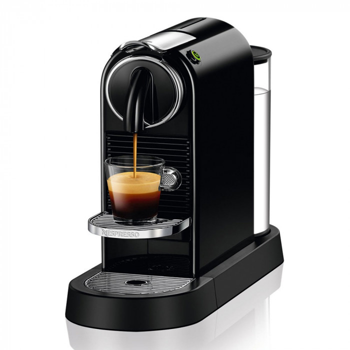 "Ekspres do kawy Nespresso ""Citiz Black"""