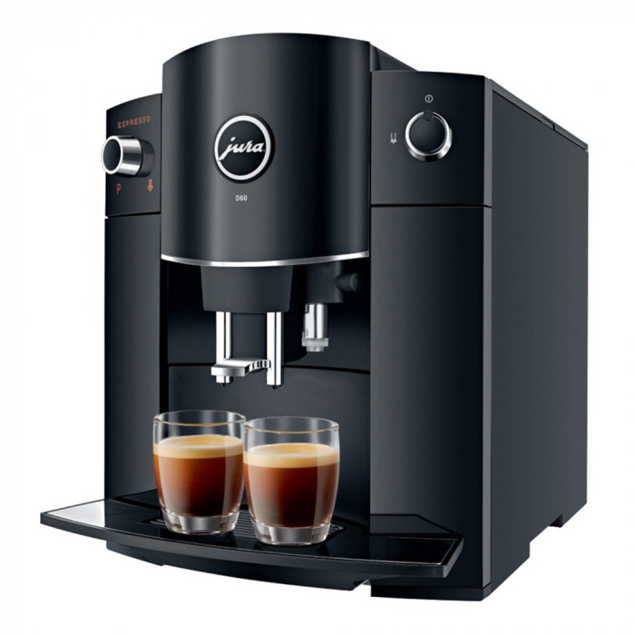coffee machine jura d60 the coffee mate. Black Bedroom Furniture Sets. Home Design Ideas