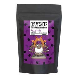 "Gemahlener Kaffee Crazy Sheep Kaffeemanufaktur ""Happy India Espresso"", 250 g"