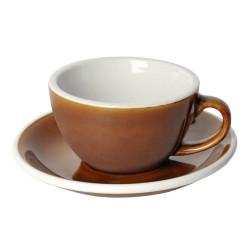 """Cappuccino krūzīte ar apakštasīti """"Egg Caramel"""", 250 ml"""