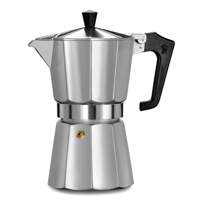 "Coffee maker Pezzetti ""Italexpress 6-cup Aluminium"""