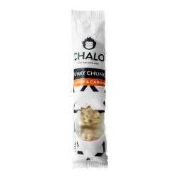"""Batoniki zbożowe Chalo """"Cashew & Caramel"""", 32 g"""
