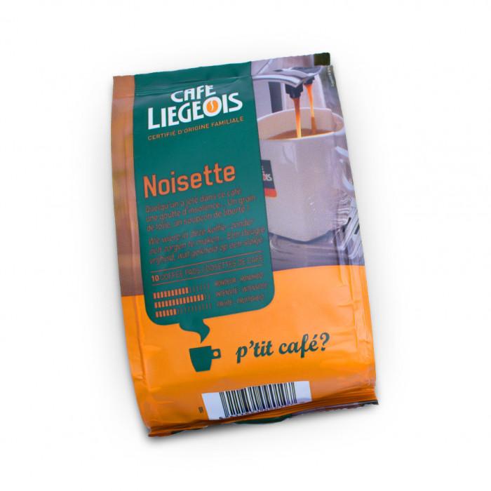 "Kafijas spilventiņi Café Liégeois ""Noisette"", 10 gab."