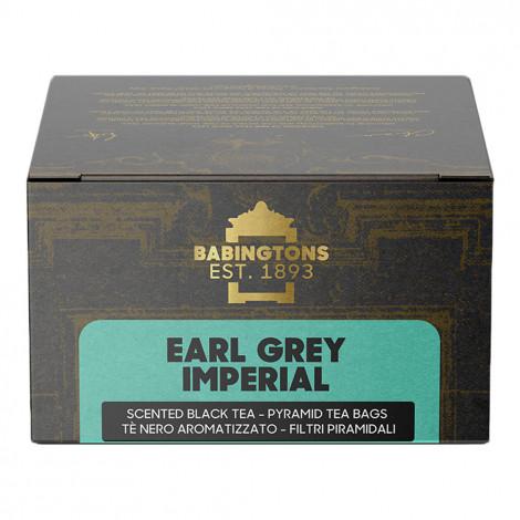 """Schwarzer Tee Babingtons """"Earl Grey Imperial"""", 18 Stk."""