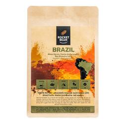 "Īpašās kafijas pupiņas Rocket Bean Roastery ""Brazil, Sao Silvestre, Natural Aerobic-Wild fermentation GOLD"" 200 g"