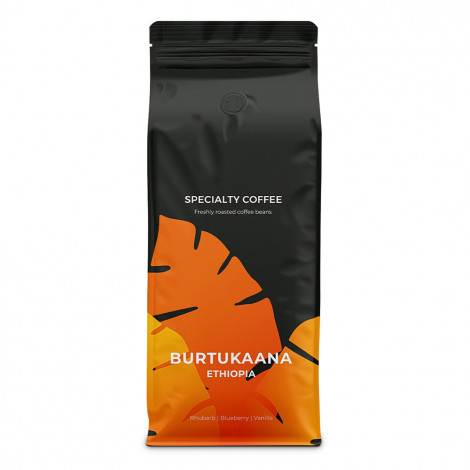 "Specialty coffee beans ""Ethiopia Burtukaana"", 1 kg"