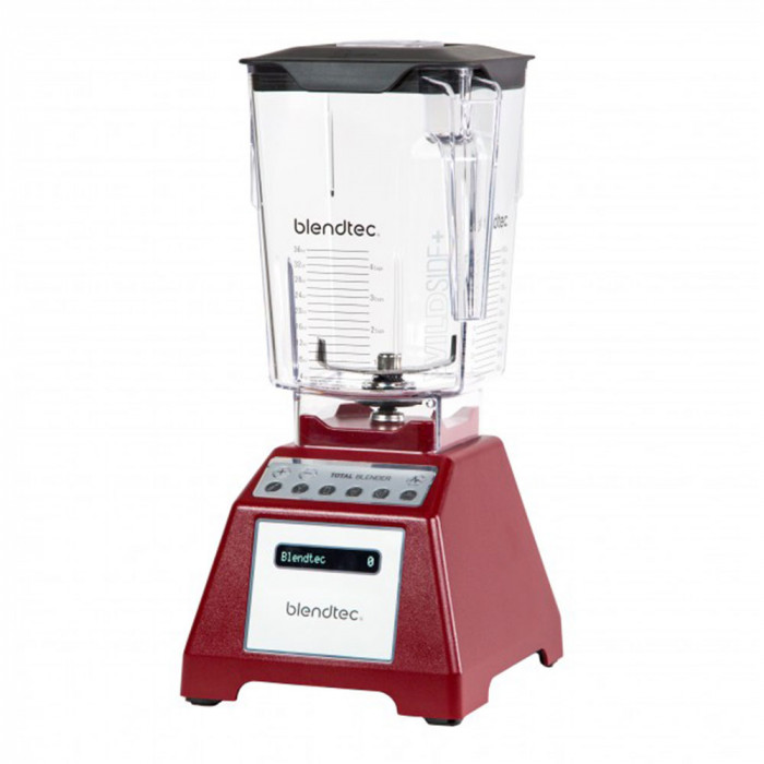 "Blender Blendtec ""Total Blender Red"""