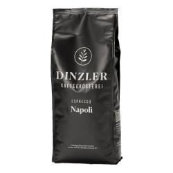 """Kaffeebohnen Dinzler Kaffeerösterei """"Espresso Napoli"""", 1 kg"""